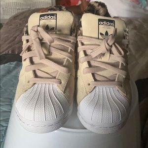 Used Adidas size 6